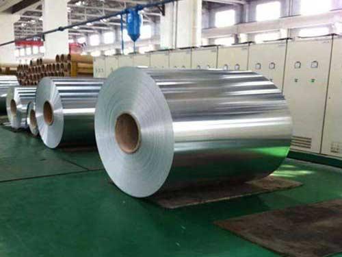 Anodized Aluminum Coil